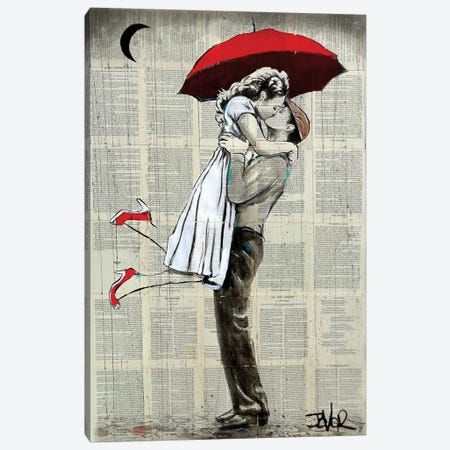 Those Days Canvas Print #LJR256} by Loui Jover Canvas Art Print