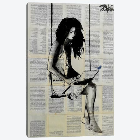 Spell Canvas Print #LJR261} by Loui Jover Art Print