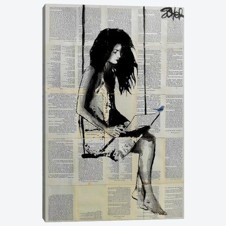 Spell Canvas Print #LJR261} by Loui Jover Art Print