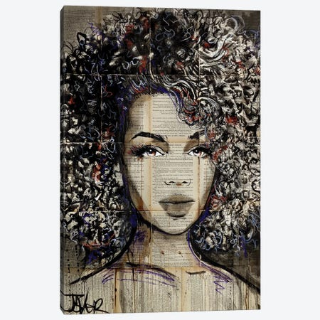 Wonder Canvas Print #LJR264} by Loui Jover Canvas Artwork