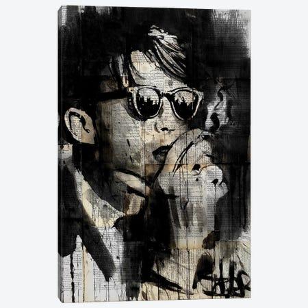 Auteur Canvas Print #LJR268} by Loui Jover Canvas Art Print