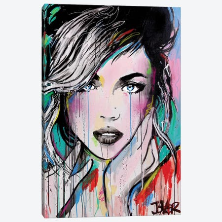 Forever Canvas Print #LJR275} by Loui Jover Canvas Art Print