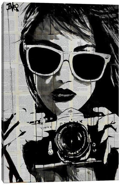Shoot Canvas Art Print