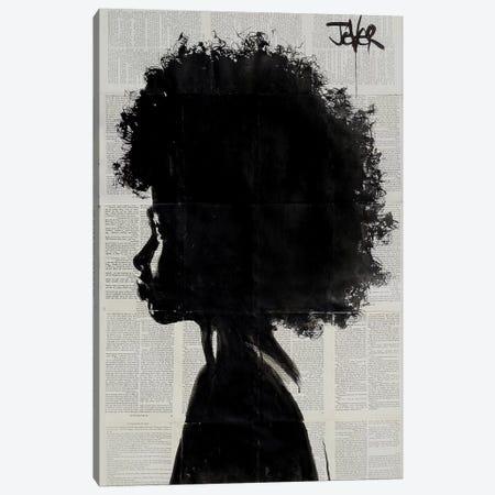 Misty Canvas Print #LJR284} by Loui Jover Canvas Artwork