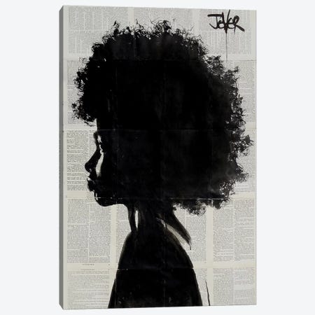 Misty Canvas Print #LJR284} by Loui Jover Canvas Artwork