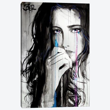 Rush Canvas Print #LJR288} by Loui Jover Canvas Print