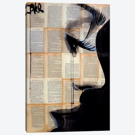 Solace Canvas Print #LJR28} by Loui Jover Canvas Artwork