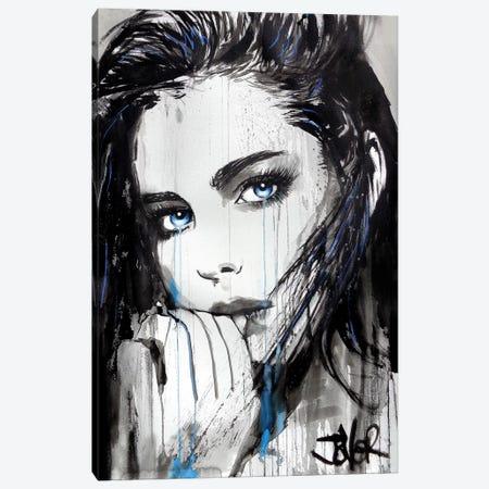 Signs Canvas Print #LJR290} by Loui Jover Canvas Artwork