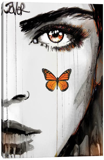 Tangerine Dream Canvas Art Print