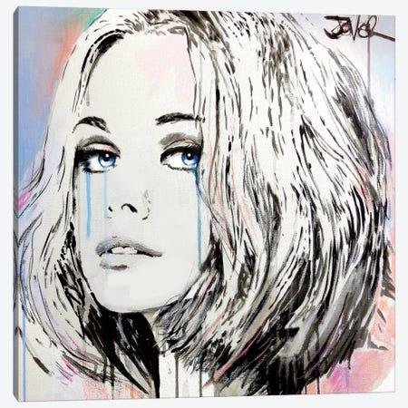 Bits N Pieces Canvas Print #LJR298} by Loui Jover Canvas Artwork