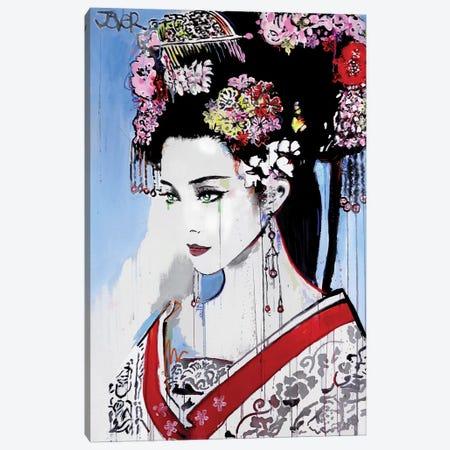 Osaka Canvas Print #LJR308} by Loui Jover Canvas Art