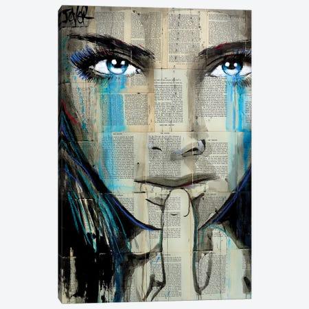 Reign Canvas Print #LJR310} by Loui Jover Canvas Art Print
