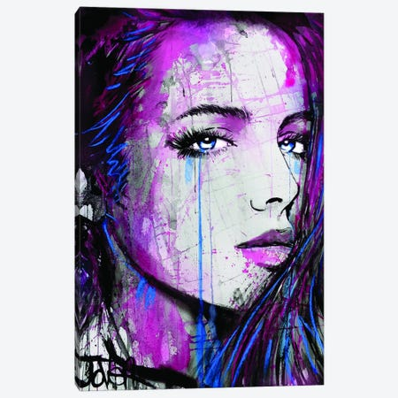 Another Frontier Canvas Print #LJR315} by Loui Jover Canvas Wall Art