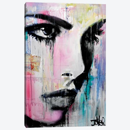 Tempest Canvas Print #LJR31} by Loui Jover Canvas Print