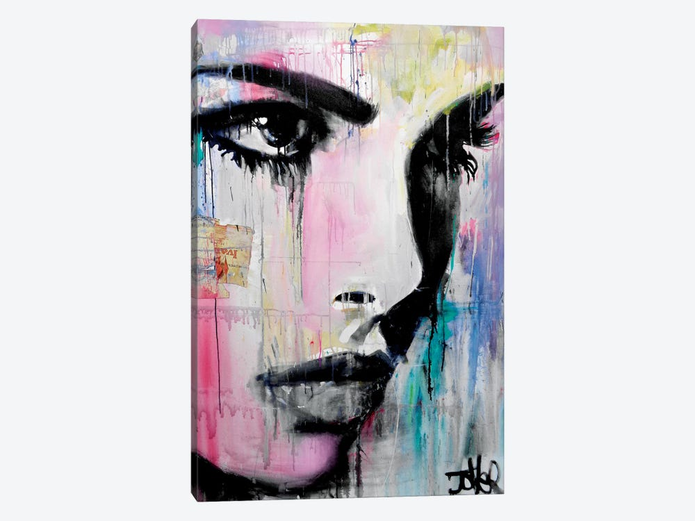 Tempest by Loui Jover 1-piece Canvas Art Print