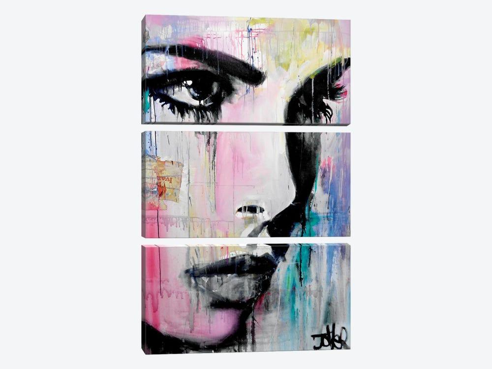 Tempest by Loui Jover 3-piece Canvas Art Print