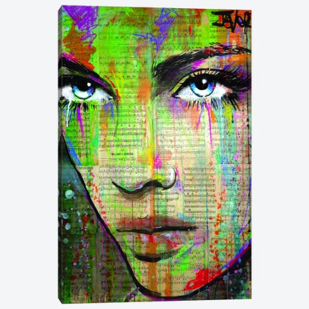 Couleur De Printemps Canvas Print #LJR320} by Loui Jover Canvas Artwork