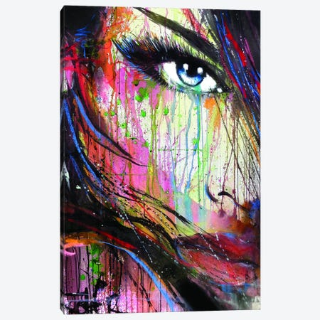 Dark Nature Canvas Print #LJR321} by Loui Jover Canvas Art