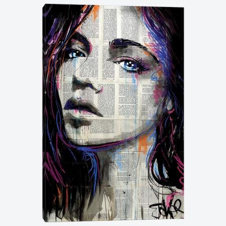 Dream Along Canvas Print #LJR322} by Loui Jover Canvas Artwork