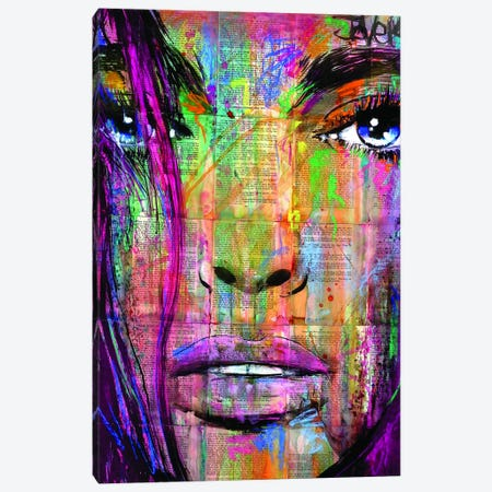 Final Countdown Canvas Print #LJR325} by Loui Jover Canvas Art Print