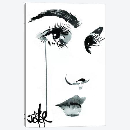 Fundamentally Speaking Canvas Print #LJR326} by Loui Jover Art Print