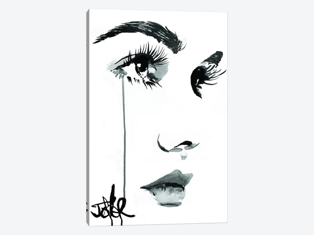Fundamentally Speaking by Loui Jover 1-piece Canvas Print