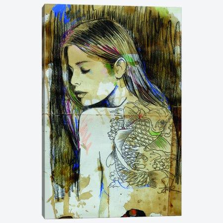 Marks Canvas Print #LJR332} by Loui Jover Art Print