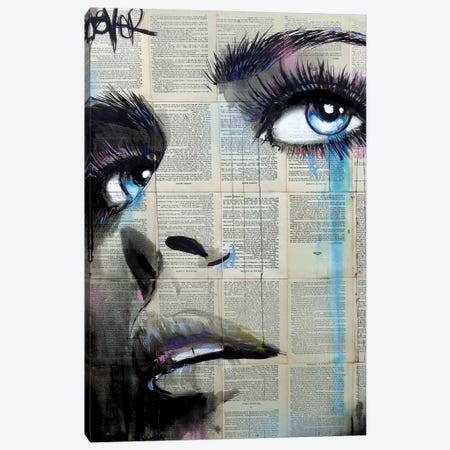 New Light Canvas Print #LJR335} by Loui Jover Canvas Artwork