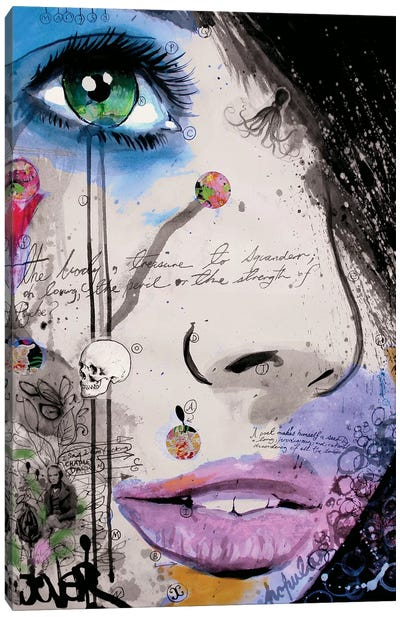 The Strength of Psyche Canvas Print #LJR33