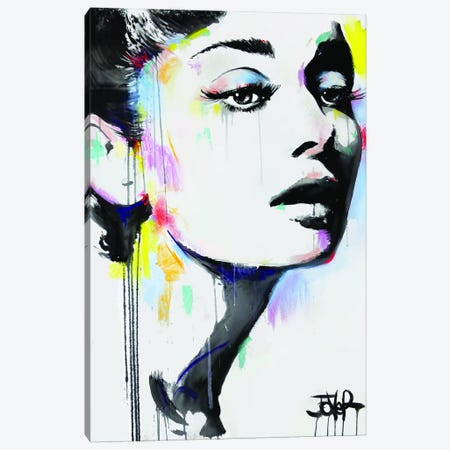 The Classicc Canvas Print #LJR344} by Loui Jover Canvas Art Print