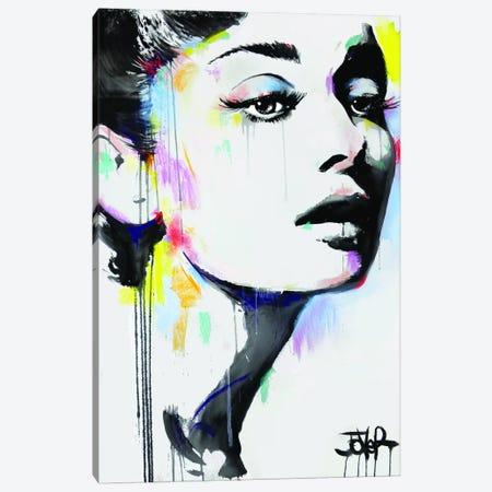 The Classicc Canvas Print #LJR344} by Loui Jover Canvas Art Print