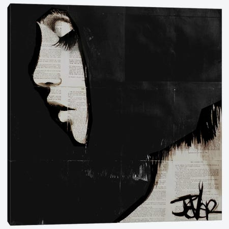 The Subtlety Of Darkness Canvas Print #LJR345} by Loui Jover Canvas Print