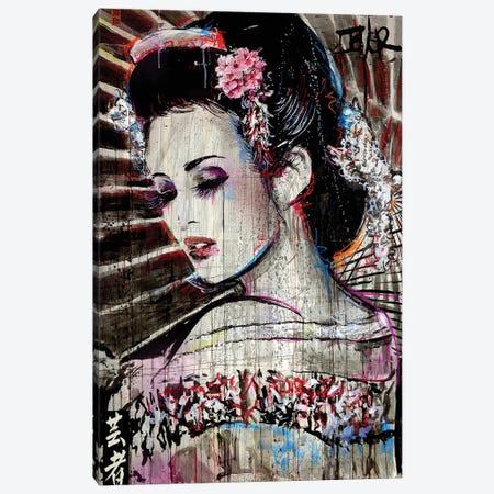 Angel Of Shinjuku Canvas Print #LJR350} by Loui Jover Canvas Print