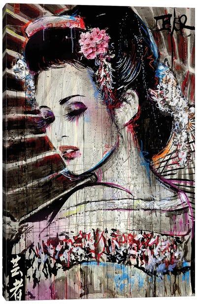 Angel Of Shinjuku Canvas Art Print