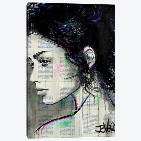 Kai Canvas Print #LJR353} by Loui Jover Art Print