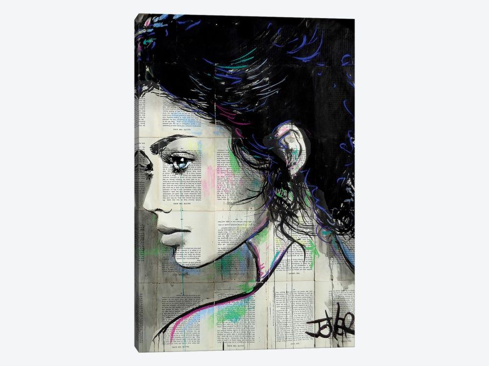 Kai by Loui Jover 1-piece Canvas Art Print