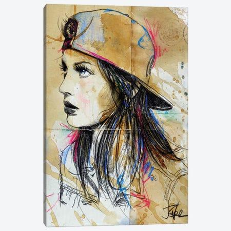Madcap 3-Piece Canvas #LJR354} by Loui Jover Canvas Wall Art
