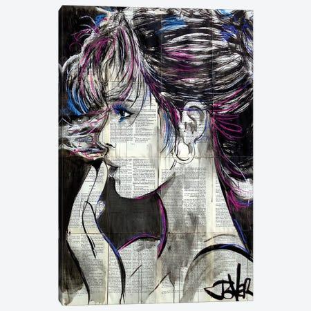 Weave Canvas Print #LJR361} by Loui Jover Canvas Artwork