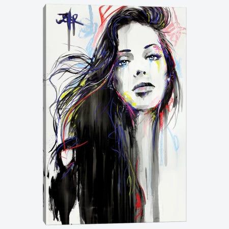 Why Wait Canvas Print #LJR362} by Loui Jover Canvas Art