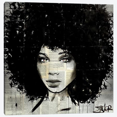 Where It's At Canvas Print #LJR372} by Loui Jover Canvas Art Print