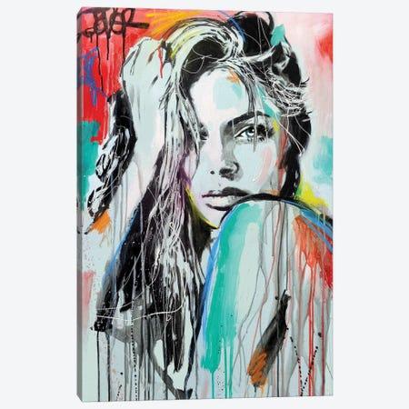 In Spirit Canvas Print #LJR377} by Loui Jover Canvas Art