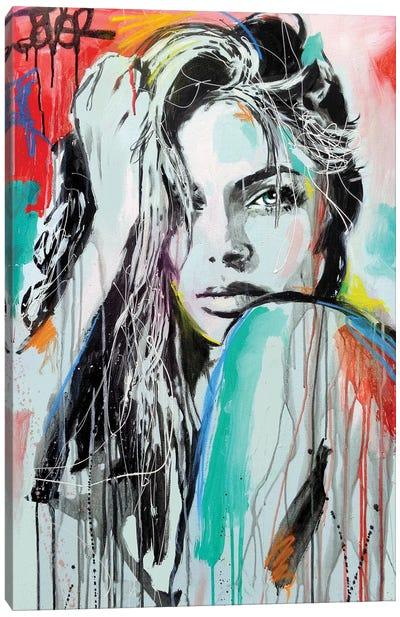 In Spirit Canvas Art Print
