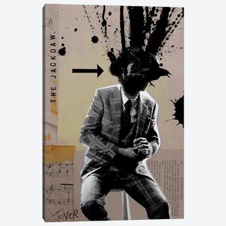 Where is My Mind Canvas Print #LJR37} by Loui Jover Canvas Art
