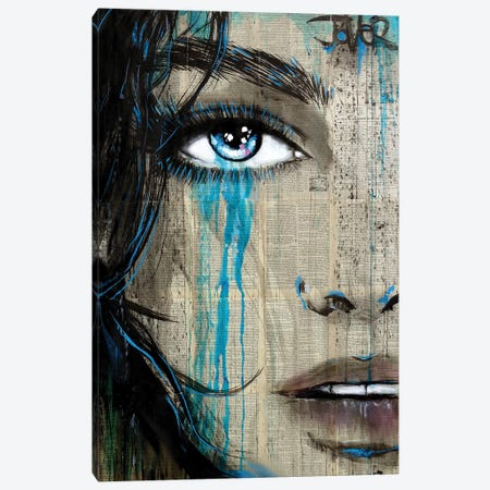 A Subtle Edge Canvas Print #LJR386} by Loui Jover Canvas Print