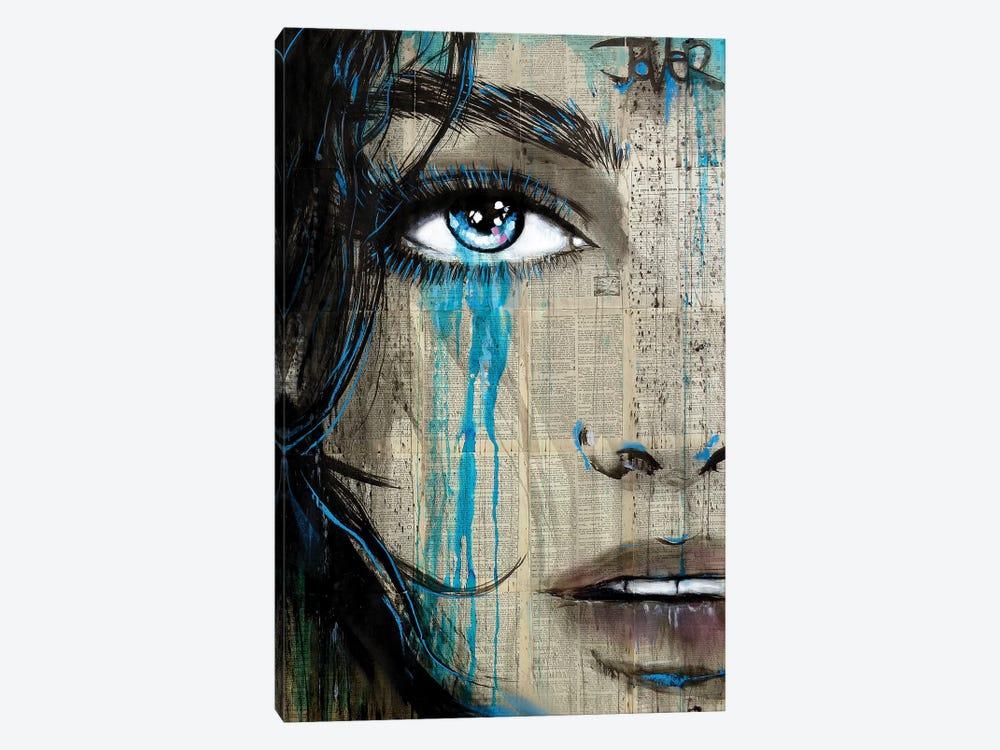 A Subtle Edge by Loui Jover 1-piece Canvas Print