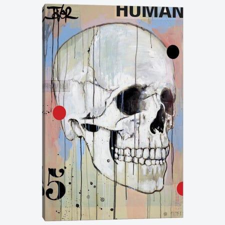 Human Canvas Print #LJR391} by Loui Jover Canvas Print