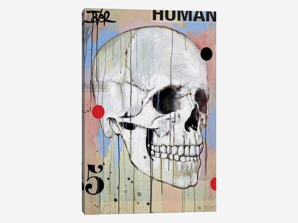 Human by Loui Jover 1-piece Canvas Art Print