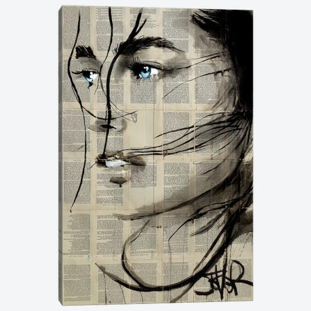 Indiana Canvas Print #LJR392} by Loui Jover Canvas Art Print