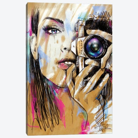 Sequence Canvas Print #LJR422} by Loui Jover Canvas Art Print