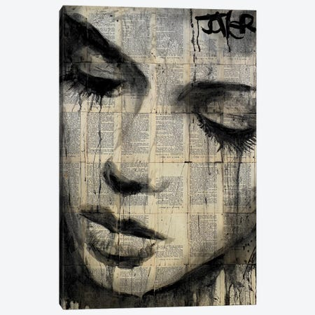 Arrows Canvas Print #LJR42} by Loui Jover Canvas Artwork